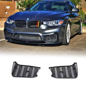 M-Race Mistlamp Cover BMW F30 F31
