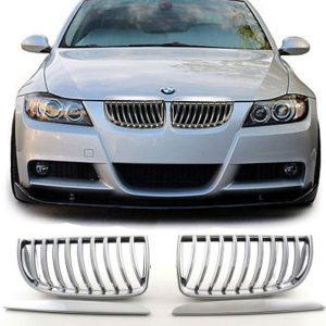BMW-E90-Grille-Chroom-sport