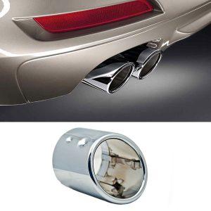 Eindpijp-Sierstuk-Chroom-BMW-E60-E61-F01-F02