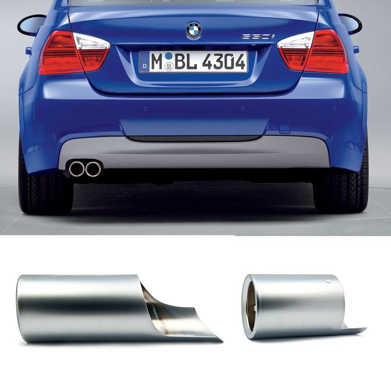 eindpijp-sierstuk-bmw-e90-e91-323-330-aluminium-look