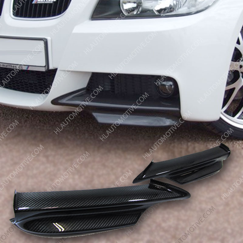 Bmw Z4 Splitter: Carbon Splitters BMW E90/E91