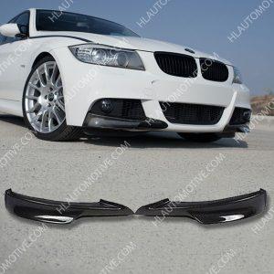 BMW-E90-LCI-E91-LCI-Carbon-Splitter-M-Voorbumper