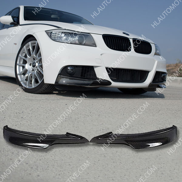 Carbon Splitters Bmw E90 Lci E91 Lci Hl Automotive