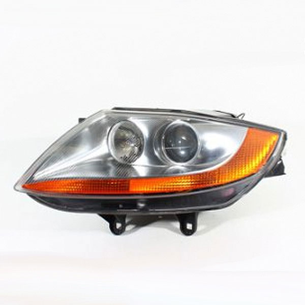 Koplamp-BMW-Z4-Bi-Xenon-Links-Chroom-Oranje-Knipperlicht