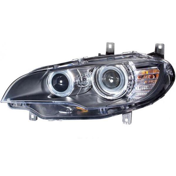 Koplamp-BMW-X6-E71-Bi-Xenon-met-dynamische-bochtverlichting-Links