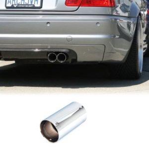 Uitlaat-Sierstuk-Chroom-BMW-E46-M3-CSL