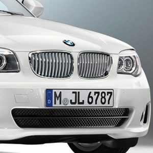 Grille-BMW-E82-E88-1M-Chrome