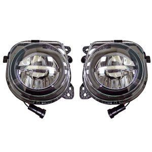 LED-Mistlampen-M-Pakket-Voorbumper-BMW-F10-F11-LCI