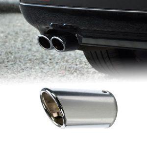 UITLAAT SIERSTUK CHROOM BMW E46 32x