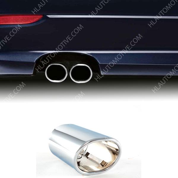 Uitlaat-Sierstuk-Chroom-BMW-E60-E61-Chroom