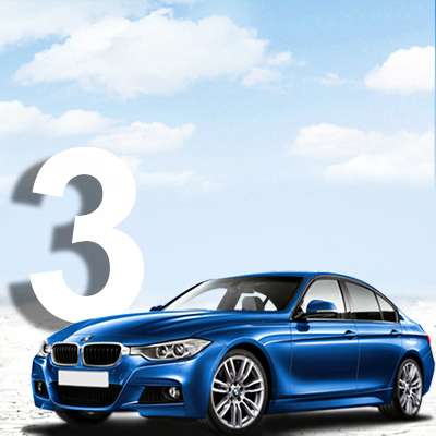 BMW 3-serie F30/F31/F34/F35/F80