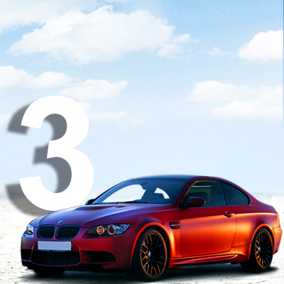 BMW 3-serie E92/E93