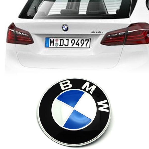 BMW-F45-F46-Kofferklep-Embleem-74mm