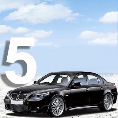 BMW 5-serie E60/E61