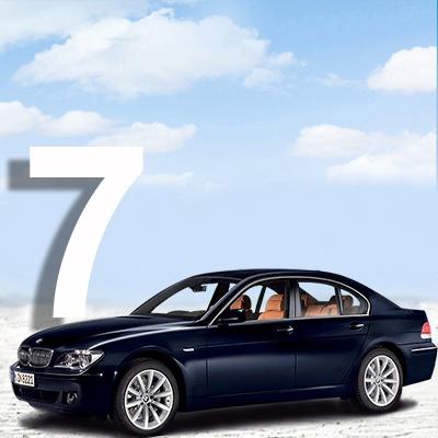 BMW 7-serie E65/E66/E67/E68