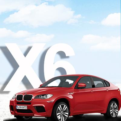BMW X6-serie E71