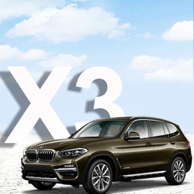 BMW X3-SERIE E83/F25