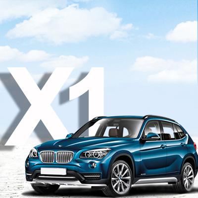 BMW X1-serie E84