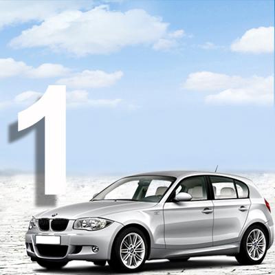 BMW 1-serie E81/E82/E87/E88