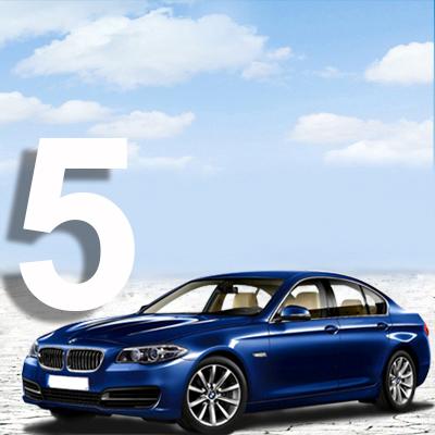 BMW 5-serie F07/F10/F11