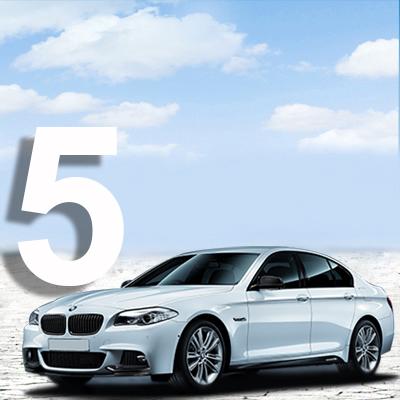 BMW 5-serie F10/F11