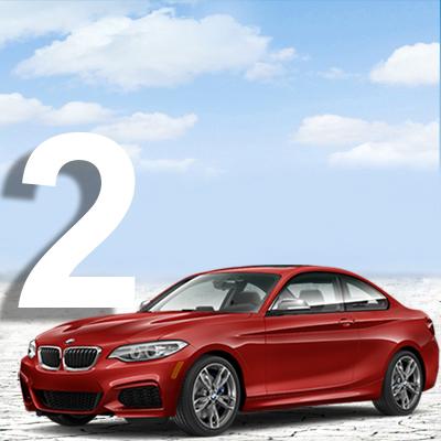 BMW 2-serie F22