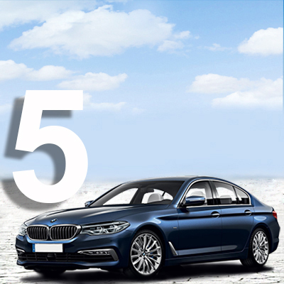 BMW 5-serie G50