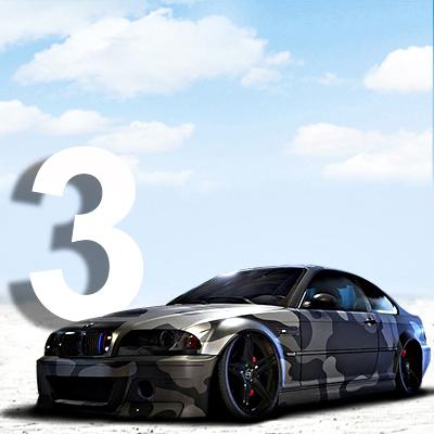 BMW 3-serie E46