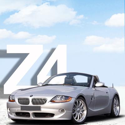 BMW Z4-serie E85