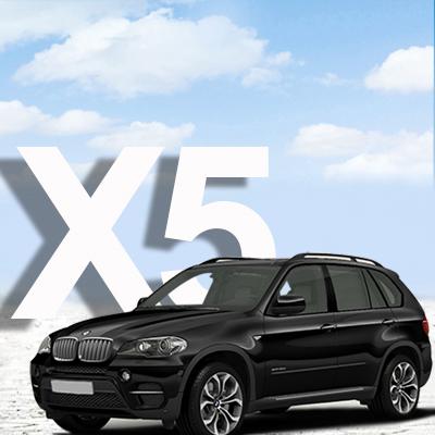 BMW X5-serie E53/E70