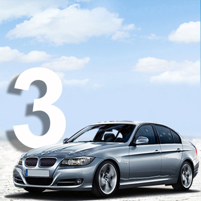 BMW 3-serie E90