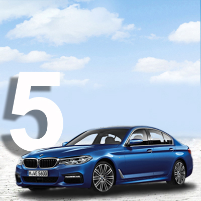 BMW 5- G30/G31