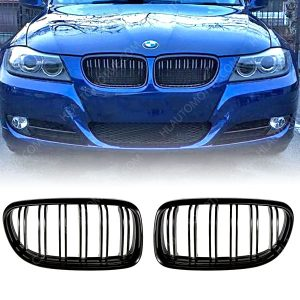BMW-M-PERFORMANCE-Grille-BMW-E90-E91-LCI