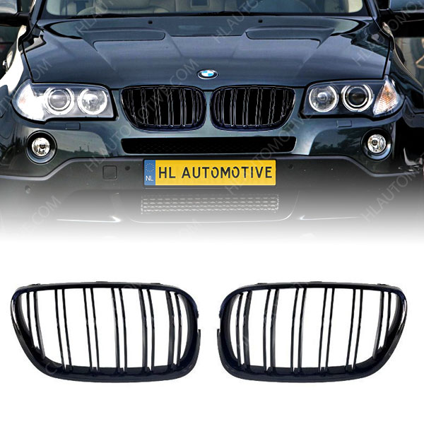 BMW-M-PERFORMANCE-Grille-BMW-X3-E83-Facelift-set