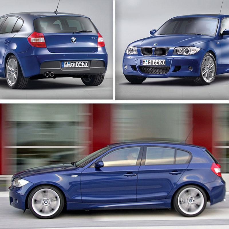 BMW M-Pakket-BMW-1-serie-E87