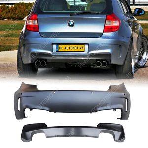 1M-Achterbumper-BMW-1-serie-E81-E87