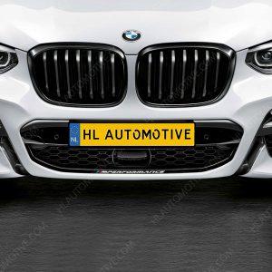 BMW-X3-G01-Grille-Nieren-Hoogglans-Zwart
