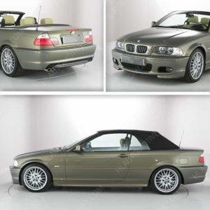 M Pakket BMW E46 Coupe Cabrio