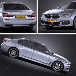 M Pakket BMW G11 Sedan