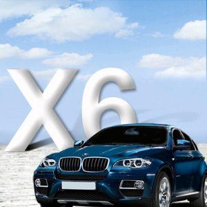 BMW X6-serie E71/E72/F16