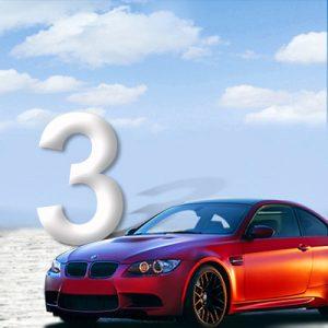 BMW 3-serie E92
