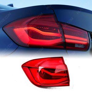 BMW F30 Sedan LCI Achterlichten buiten Links 63217369117