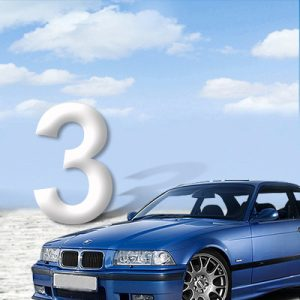 BMW 3-serie E36