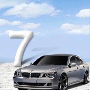 BMW 7-serie E65/E66