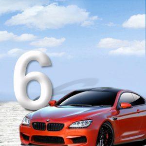 BMW 6-serie F06/F12/F13