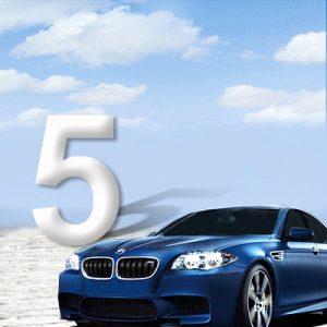 BMW 5-serie F10/F11/F18