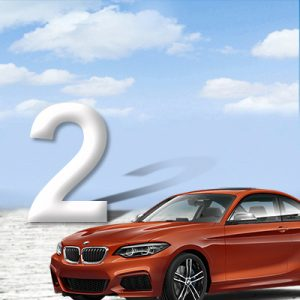 BMW 2-serie F2x