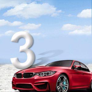 BMW 3-serie F3x