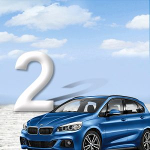 BMW 2-serie F45