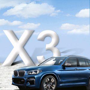 BMW X3-serie G01